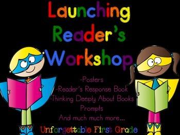 Launching Super Reader's Workshop