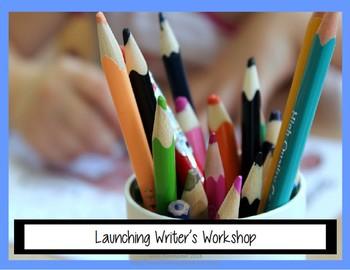 Launching Writer's Workshop