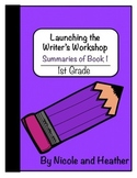 Launching Writer's Workshop  1st Grade