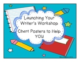 Launching Writer's Workshop Posters