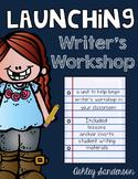 Launching Writer's Workshop {lower grades}