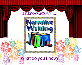 Launching Writing Workshop! ActivInspire Slides Part 1