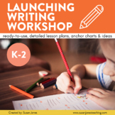 Launching Writing Workshop Lessons