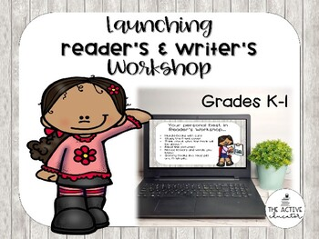 Launching the Reader's and Writer's Workshop!