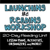 Launching the Reader's Workshop: The Habits of Good Readers