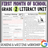 Launching the Reading and Writing Workshops- Grade 2 2nd Edition!