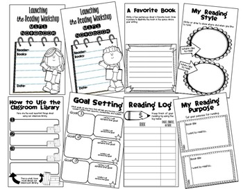 Launching the Reading Workshop Mini Notebook for Growing Readers