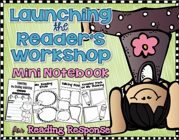 Launching the Reading Workshop Mini Notebook
