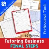 Launching your Tutoring Business