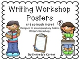 Writing Workshop Posters, Organizers and much more!
