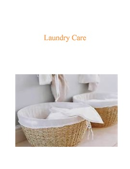 Laundrey Care
