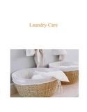Laundrey Care