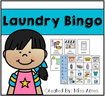 Laundry Bingo