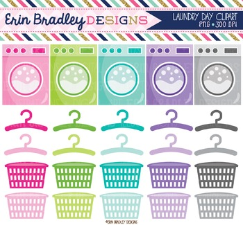 Laundry Clipart Graphics