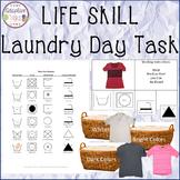 LIFE SKILL Laundry Day