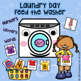 Laundry Day: Feed the Washer