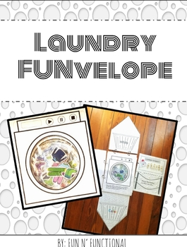 Laundry FUNvelope