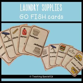Laundry Go Fish