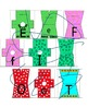 Laundry Letters Alphabet Activity