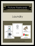Laundry Picture Flashcards