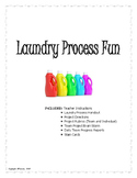 Laundry Process Fun Project for Large or Small Groups