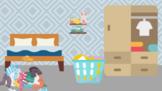 Laundry Sort Virtual Activity