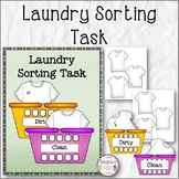 Laundry Sorting Task