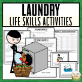 Laundry: Sorting, Washing, and Drying