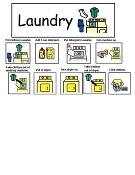 Laundry Visual