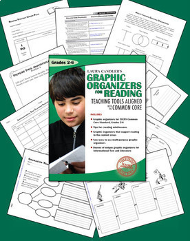 Laura Candler Combo: Mastering Math Facts + Graphic Organizers for Reading