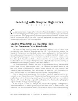 Laura Candler Combo: Power Reading Workshop + Graphic Organizers for Reading