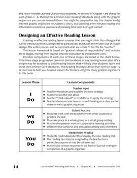 Laura Candler's Graphic Organizers for Reading