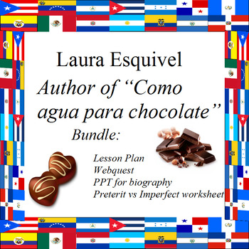 Laura Esquivel Mini Bundle