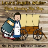 Laura Ingalls Wilder Close Reading Flip Flap