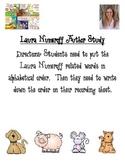 Laura Numeroff Author Study ABC Order