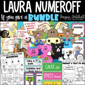 Laura Numeroff Author Study Bundle