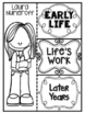 Laura Numeroff Author Study, Lap Book, Interactive Noteboo