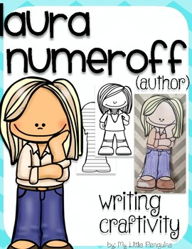 """Laura Numeroff """"Craftivity"""" Writing page (If You Give a Mouse a Cookie)"""