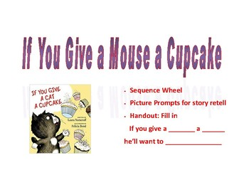 Laura Numeroff: If You Give a Cat a Cupcake