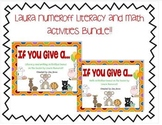 Laura Numeroff Literacy & Math Activities