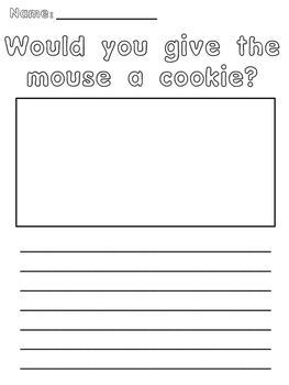 Laura Numeroff Opinion Writing Pack - If You Give A...