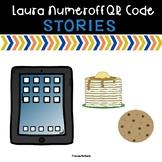 Laura Numeroff QR Code Listening Station