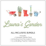 Laura's Garden Classroom Decor - All Inclusive Pack (The Lot!)