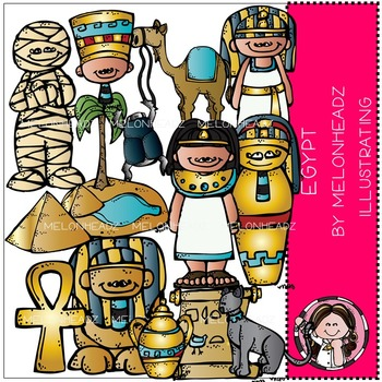Lauree's Egyptian by Melonheadz COMBO PACK