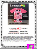 Clifford, the Big Red Dog - Free LanguageART Craftivity