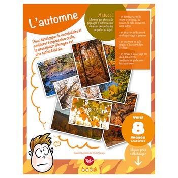 L'automne à nos yeux - 8 images gratuites - Free Autumn photos