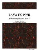 Lava Hopper Coding Activity
