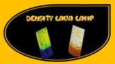 Lava Lamps ( Density Lab)