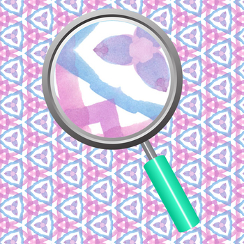 Lavendar Love Patterns / Digital Paper / Backgrounds Clip Art Set Commercial Use
