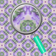 Lavendar Patterns / Digital Paper / Backgrounds Clip Art Set for Commercial Use